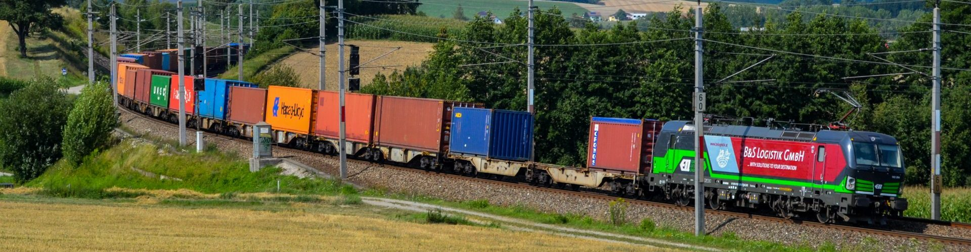 intermodal B&S Logistik